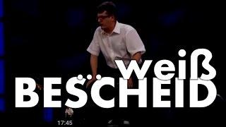 """Nils Heinrich - """"... weiß Bescheid"""" - 3sat Zeltfestival"""