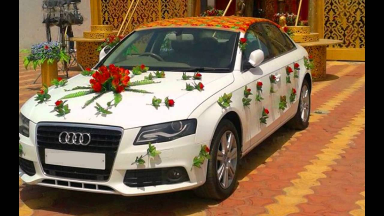 Audi A 6 Wedding Taxi | Audi A 6 Wedding Car Rental | Audi ...