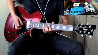 Christofer Torres - Por Amor - Álvaro López & RESQ BAND (Solo Guitarra)
