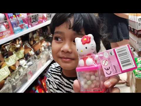 Beli Permen Bentuk Hello Kitty Lucu Di Bugis Street Singapor