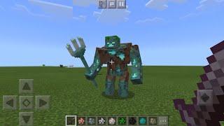 Mutant Creatures MOD in Minecraft PE