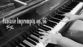Fantasie Impromptu Op. 66:Chopin:Lynn Kao