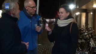 Fietsverlichtingsactie Ommen ROV Oost-Nederland