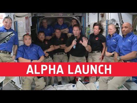 Training to docking   Mission Alpha