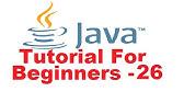 Java Tutorial For Beginners 25 - Inheritance in Java - YouTube