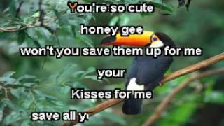 Save Your Kisses For Me Karaoke Brotherhood of Man.mp4