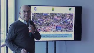 Presentación proyecto rehabilitación integral de la carretera entre el Botánico y Las Arenas