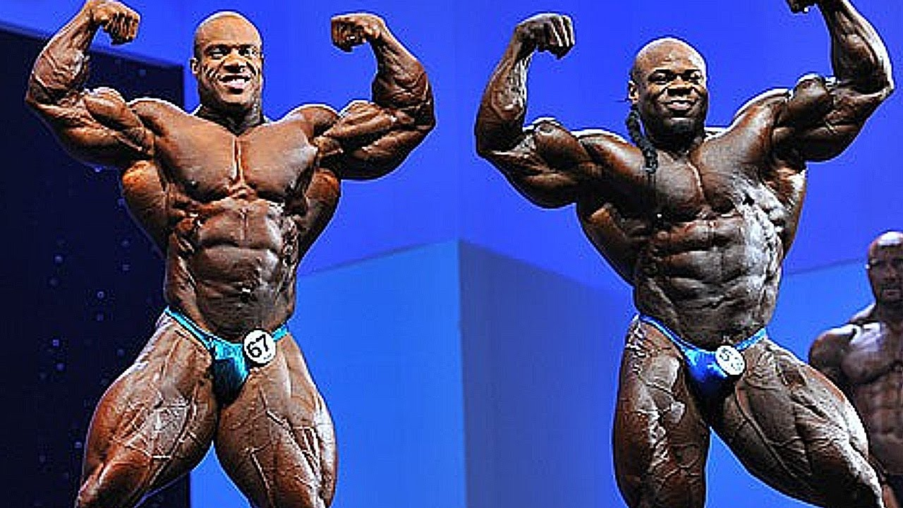 INSANE Kai Greene Loses to Phil Heath in Arnold Classic Europe 2013