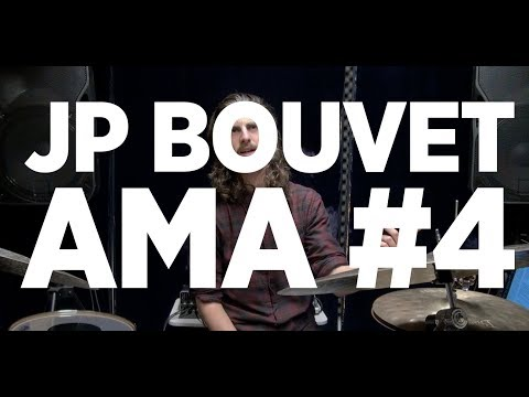 """JP Bouvet - """"Ask Me Anything"""" Responses"""
