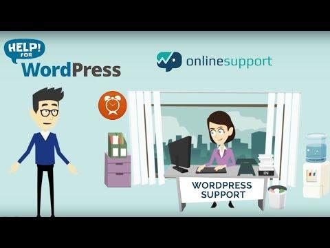 Get Expert Unlimited WordPress Support, WordPress Development and WordPress Design