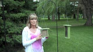 Green Solutions Recycled Suet Feeders - For The Wild Birds