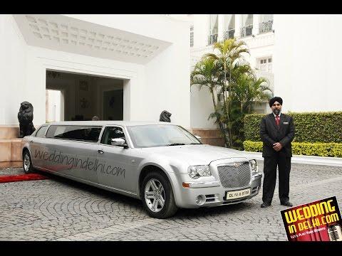 Limousine in Delhi, Orginal Limousine Chrysler by weddingindelhi.com, 9891290977