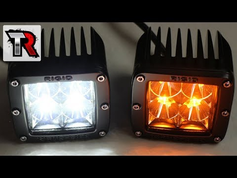 Rigid Industries Amber LED Flood Light Review