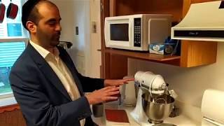 ,Rabbi Eli Tal - Daily Halacha #10 - How to kosher the kitchen for passover part 2