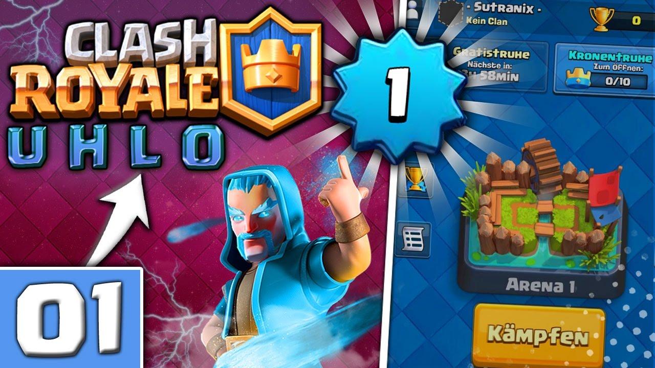 Clash Royale Auf Deutsch