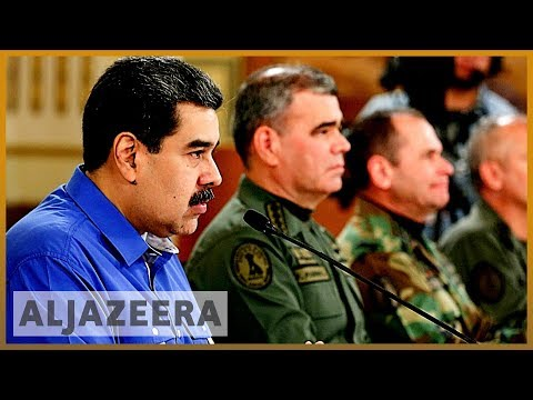 Venezuela deploys army troops to border with Colombia