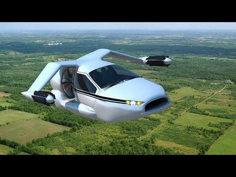 ৫টি উড়ুক্কু গাড়ি যা কিছুদিনের মধ্যেই বাজারে আসছে !! 5 Existing Flying Cars