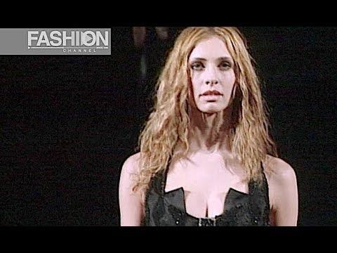 EMPORIO ARMANI Fall 2003 2004 Milan - Fashion Channel