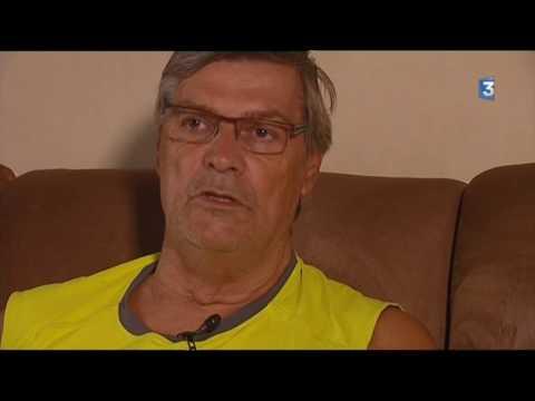La réaction du père de Christophe Lemaitre après la médaille olympique