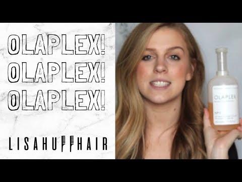 so long, damaged hair...hello olaplex