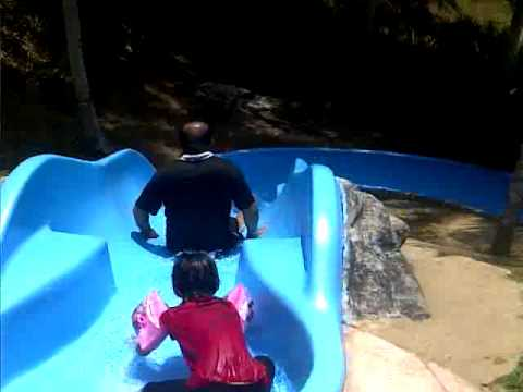 La stella water theme park Johor bahru