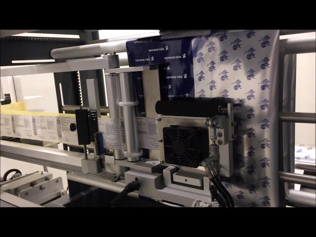 ALTECH Εκτύπωση και επικόλληση ετικέτας σε συσκευαστική ΚΙΟΚΠΑΣΟΓΛΟΥ L.I.T. Solutions