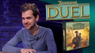 Seven Wonders: Duel - Lewis vs Ben - Game 1