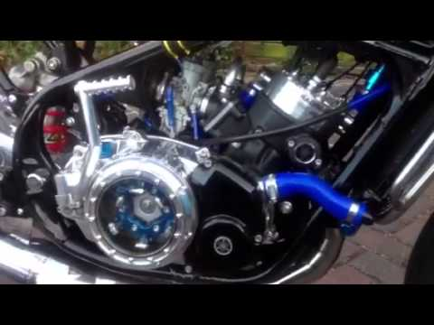 yamaha rd 350 ypvs kenny roberts special youtube. Black Bedroom Furniture Sets. Home Design Ideas