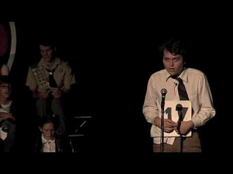 Spelling Bee Part 4 - Magic Foot/Pandemonium Re/Moment 2/Comfort Counselor - Up Stage Left Prod.