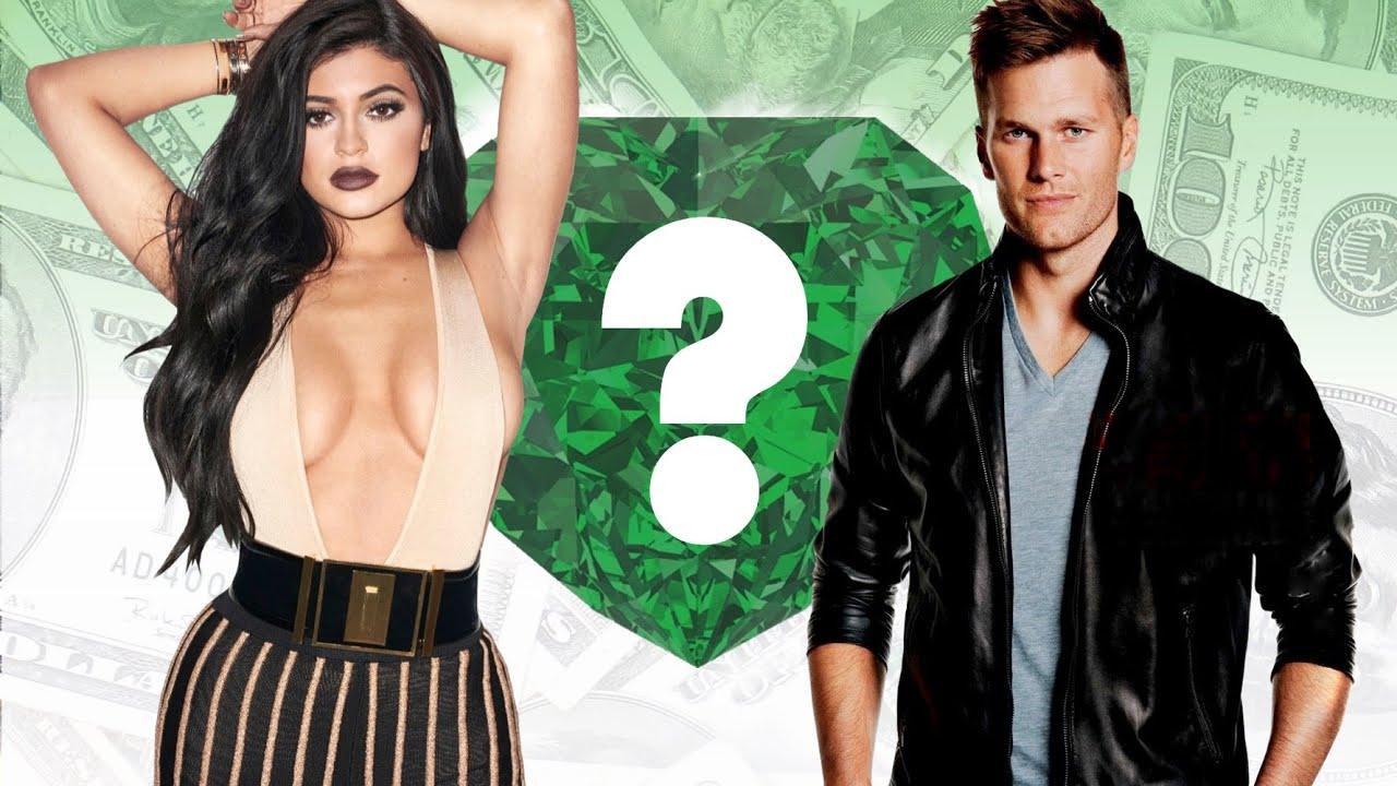 WHO'S RICHER? - Kylie Jenner or Tom Brady? - Net Worth Revealed!