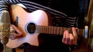 Victor deme- DJON MAYA guitar cover