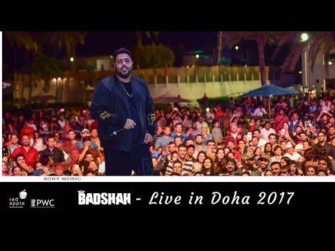 Badshah - Live in Doha 2017 / Red Apple Events & Media