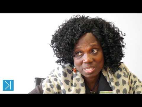 Movemeback @ LSE - Gertrude Nimako-Boateng (United Nations/ITIWA)
