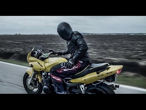 Kawasaki Zr7 Ride & Handling