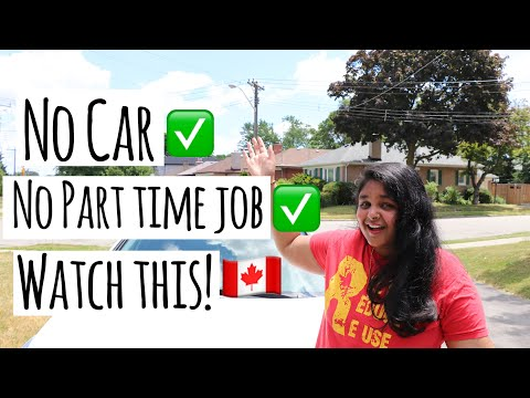 6 Ways To Make Money In Canada WITHOUT A Part Time Job