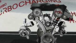 New Ford Taurus SHO 2010 - Engine Mp3