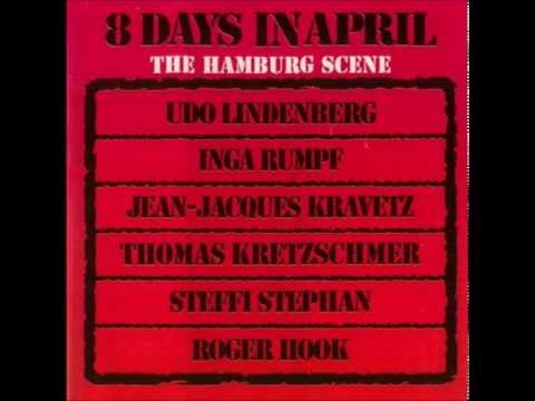 8 Days In April -  The Hamburg Scene 1972  ( Full Album ).wm