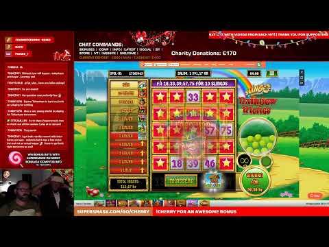 Christmas Stream + Guest !cherry For New Casino || WWW.SUPERSMASK.COM For Bonuses || !bonuses