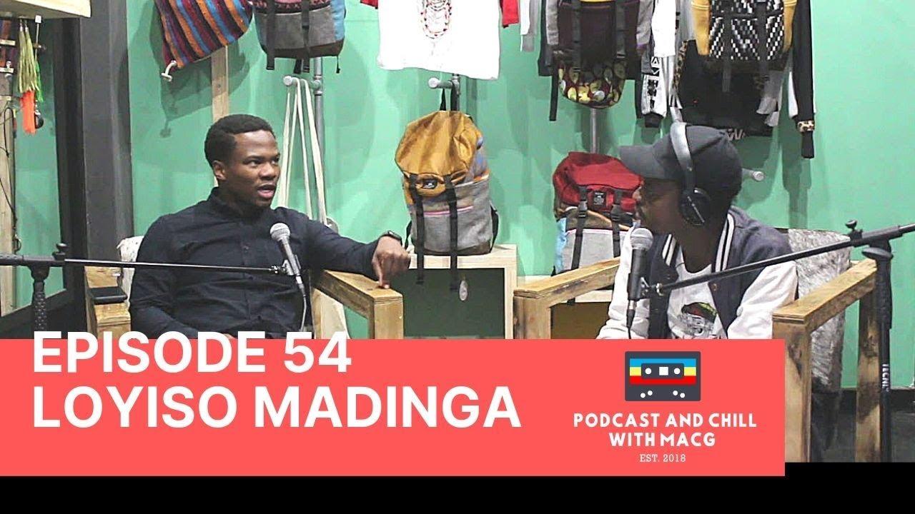 |Episode 54| Loyiso on Trevor Noah , Comedy , Netflix , Xhosa Woman