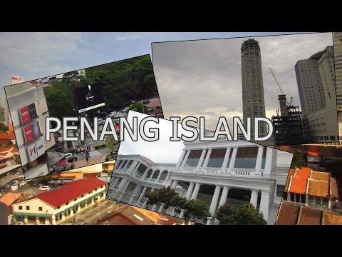 WOAH! It's Penang || Tour around GEORGETOWN PENANG