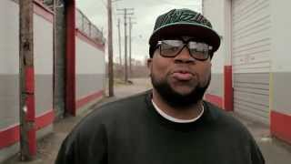 Rapper Big Pooh - Augmentation (prod. Apollo Brown) | Official Music Video