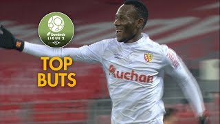Top 3 buts RC Lens | saison 2017-18 | Domino's Ligue 2