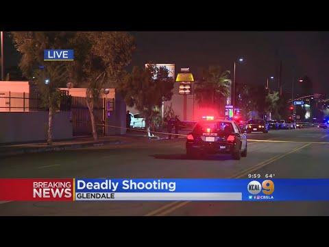 1 Dead, 1 Injured In Glendale Shooting