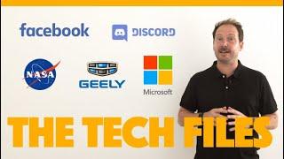 The Tech Files / Facebook, NASA, Rivian, YouTube, Geely