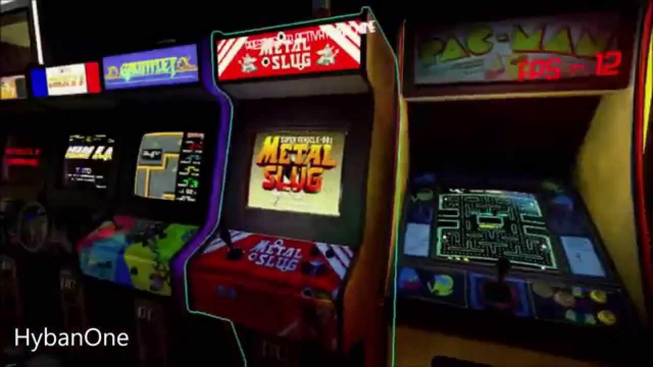 arcade halle