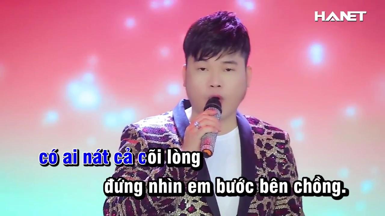Đắp Mộ Cuộc Tình karaoke : Khánh Bình