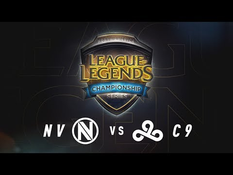 NV vs. C9 - Week 6 Game 2 | NA LCS Summer Split | Team Envy vs. Cloud9 (2017)