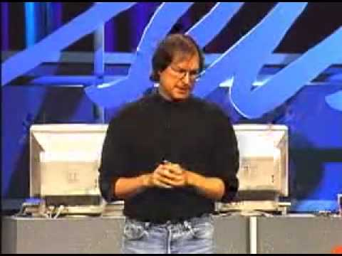 Apple's World Wide Developers Conference 1997 with Steve Job