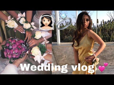 СВАДЬБА В АЗЕРБАЙДЖАНЕ / каково быть подружкой невесты?