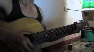 Cuộc tình trong cơn mưa - Guitar